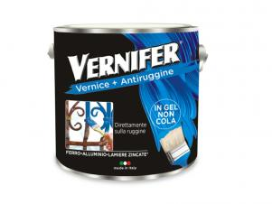 Vernifer marrone brillante 2l