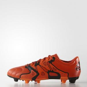Scarpe da calcio x 15.2 fg/ag leather - tg8 (uk)