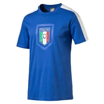 Tshirt badge italia - tgxs