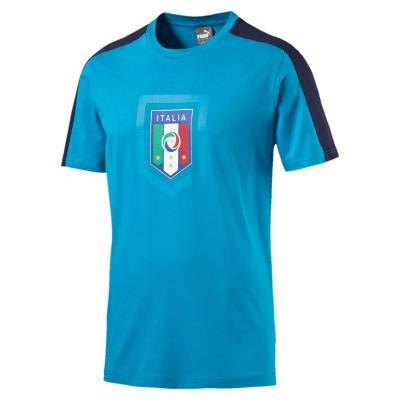 Tshirt badge italia - tgs