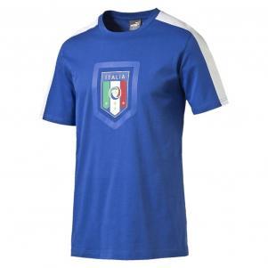 Tshirt badge italia junior - tg140