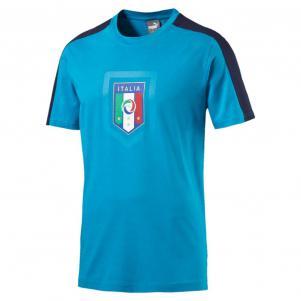 Tshirt badge italia junior - tg152
