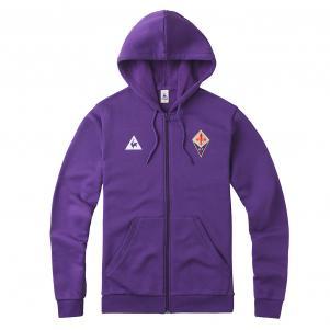 Fiorentina fleece hoody - tgl