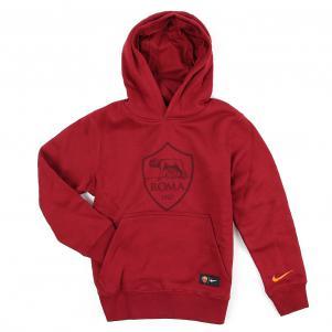 Kids' a.s. roma core hoodie - tgxs