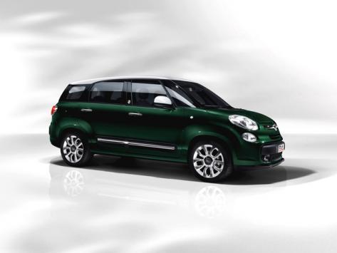Annuncio FIAT 500L nuovo